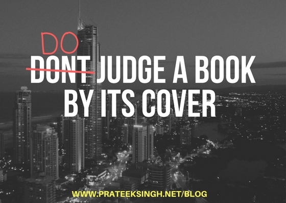 Judging the book by its cover